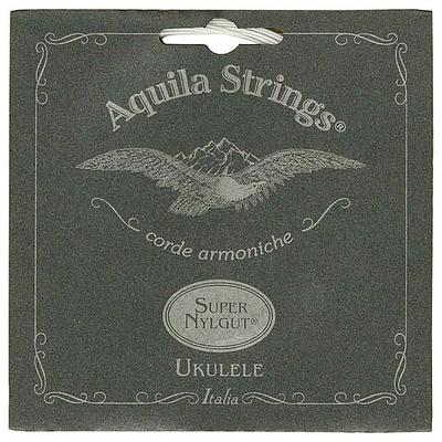 Aquila 100U – Super Nylgut, Ukulele String Set, Soprano, High-G Tuning