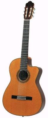 Esteve Guitare Classique picéa Palissandre