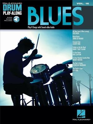 Drum Play-Along Volume 16: Blues  /  / Hal Leonard