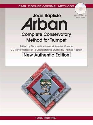 Complete Conservatory Method For Trumpet / Arban Jean Baptiste / Carl Fischer