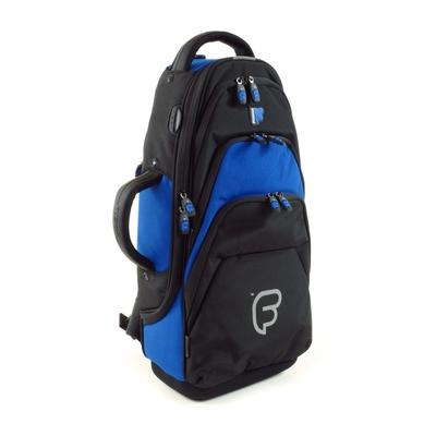 Fusion Premium Bag Trompette, noir / bleu