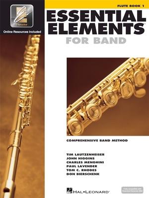 Essential Elements / Essential Elements for Band – Book 1 – Flute Comprehensive band method /  / Hal Leonard