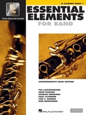 Essential Elements / Essential Elements for Band – Book 1 – Clarinet Comprehensive band method /  / Hal Leonard
