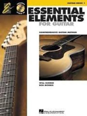 Schmid/Morris Essential Elements 2000 Vol 1 for Guitar (english) /  / Hal Leonard