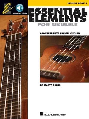 Essential Elements 2000 Vol 1 for Ukulele + CD (english) /  / Hal Leonard