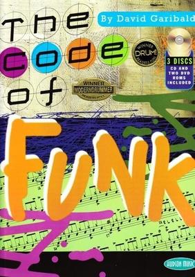 The Code of Funk + CD and 2 DVD / David Garibaldi / Hal Leonard