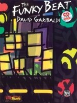 Funky Beat + 2 CD / David Garibaldi / Manhattan Music Publication