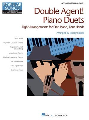 Double Agents Piano Duets /  / Hal Leonard