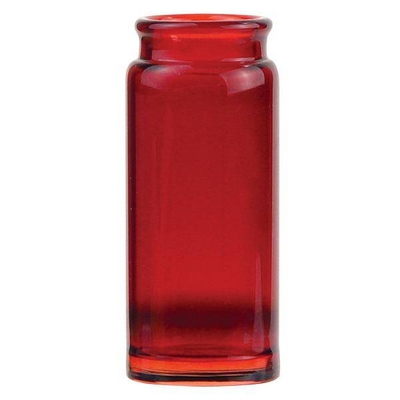 Dunlop 278 Red Blues Bottle Traditional Wall Red Large Size