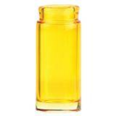 Dunlop 278 Yel Blues Bottle Traditional Wall Yellow Large Size