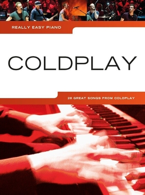 Really Easy Piano / Really Easy Piano: Coldplay    Easy Piano Buch Pop und Rock AM1009547 / Coldplay (Artist) / Wise Publications
