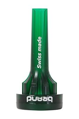 Brand  embouchure plastique 6.5A Medium pour trombone/cor, avec TurboBlow. Vert