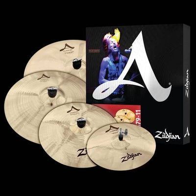 Zildjian A20579 A Custom Cymbal Pack