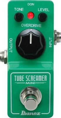 Ibanez Tube Screamer Mini 9 Series