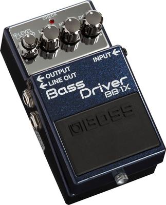 Boss BB-1X Boss Bass Driver