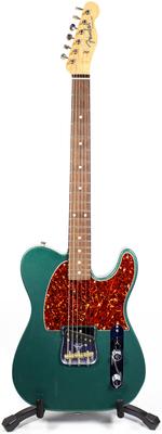 Fender Custom Shop Master Builder Jason Smith, 60 Esquire Sherwood Metallic