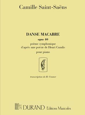 Danse Macabre / Camille Saint-Sans / Durand