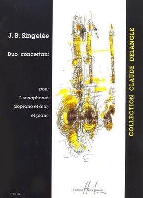 Singelee Solo Concert Fantaisie /  / Henry Lemoine