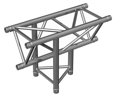 Contest AG29-035 Té vertical 290 mm 3 directions sommet bas