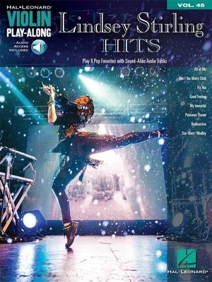Violin Play-Along Volume 45: Lindsey Stirling Hits (Book/Online Audio) / Lindsey Stirling / Hal Leonard