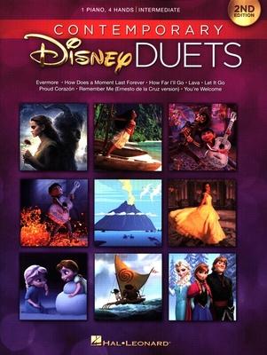 Contemporary Disney Duets – 2nd Edition / Walt Disney / Hal Leonard