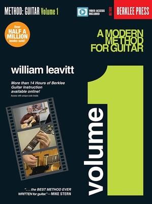 William Leavitt: A Modern Method For Guitar, Volume 1 (Book/Online Video) /  / Hal Leonard