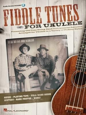 Fiddle Tunes For Ukulele (Book/Online Audio) /  / Hal Leonard