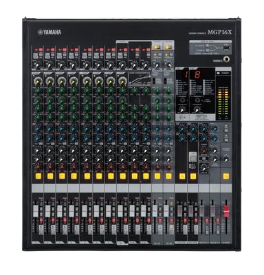 Yamaha ProAudio MGP16X Analog Mixer