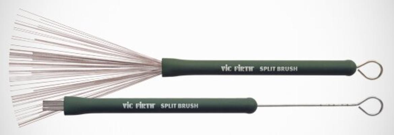 Vic Firth BRUSHES SB Split Brush
