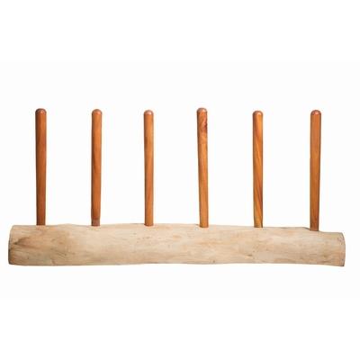 Terre 38000116 Support pour 6-7 Didgeridoo's