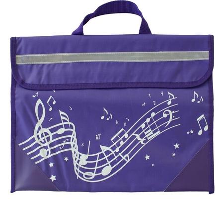 Taschen Music Bag (violet)
