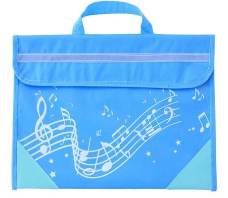 Taschen Music Bag (bleu)