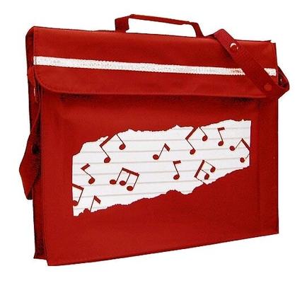 Taschen Mapac: Music Bag Primo (Red)