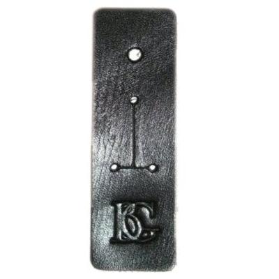 BG attache cuir pour cordons de clarinette et hautbois