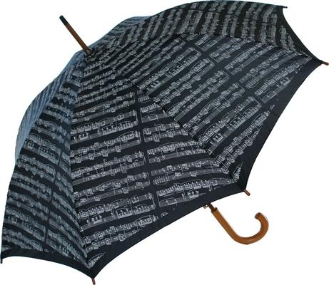 AIM GIFTS Umbrella : Sheet Music Design