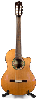 Alhambra 3 C CW E1 – 650mm Cèdre massif – Acajou
