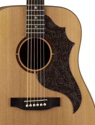 Bourbon Strap Guitar Acoustic Pickguard