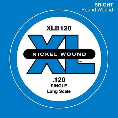 D'Addario El. Bass Long Scale Nickel Wound