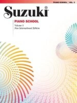 Suzuki Piano School vol. 3 / Suzuki Shinichi / Summy-Birchard