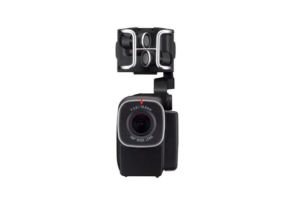 Zoom Q8 Camera portable avec micro d'enregistrement