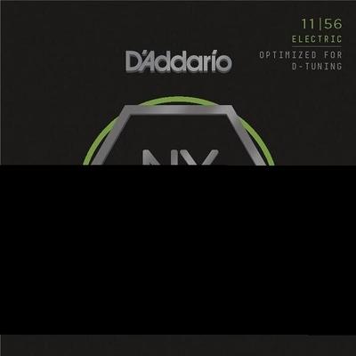 D'Addario NYXL1156 NEW YORK XL Nickel Round Wound .011-.056