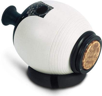 Schlagwerk Percussion U70S Skin Udu XL Udu accordableH 43 cm  31 cm avec support