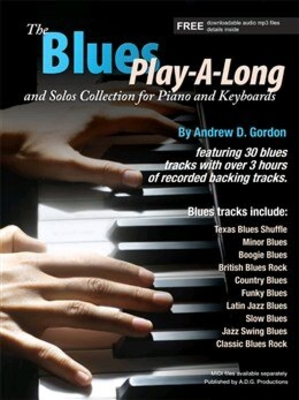 Blues Play Along Solos /  / ADG Productions