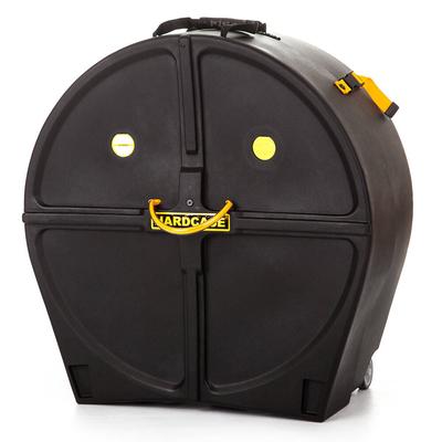 Hardcase bass drum 24»