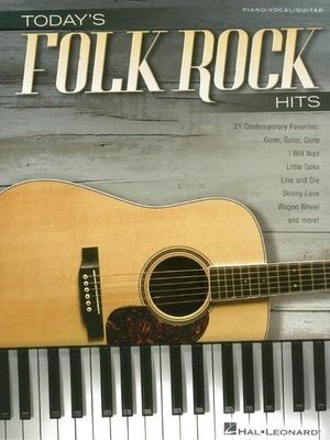 Today's Folk Rock Hits (PVG) /  / Hal Leonard