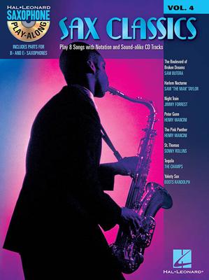 SPA VOL 4 Saxophone Classics /  / Hal Leonard