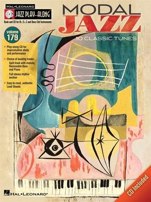 JPA VOL 179 Modal Jazz /  / Hal Leonard