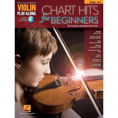 Vol 51 Chart Hits Beginners /  / Hal Leonard