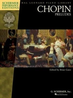 Preludes / Frédéric Chopin / Schirmer