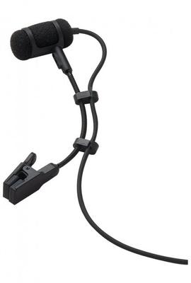 Audio Technica Pro ATM350UL Microphone d'instrument à condensateur cardiode avec système de montage universel (long)